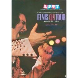 Elvis On Tour (Japanese B3)