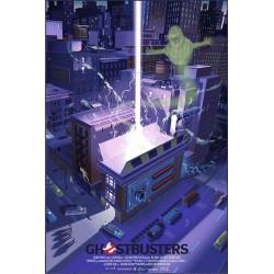 Ghostbusters (Mondo R2018)