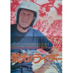 On Any Sunday (Japanese B3)