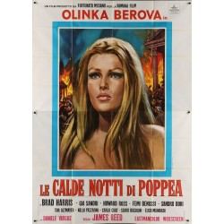 Poppea's Hot Nights (Italian 4F)