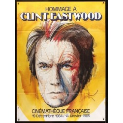 Hommage a Clint Eastwood...
