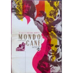 Mondo Cane (Japanese press)
