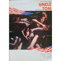 Goodbye Uncle Tom - Addio Zio Tom (Japanese press)