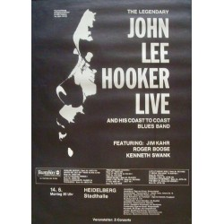 John Lee Hooker - Heidelberg 1971