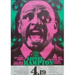 Lionel Hampton - Dusseldorf 1971