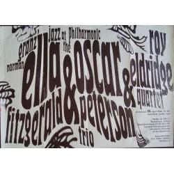 Ella Fitzgerald and Oscar Peterson - Hamburg 1964