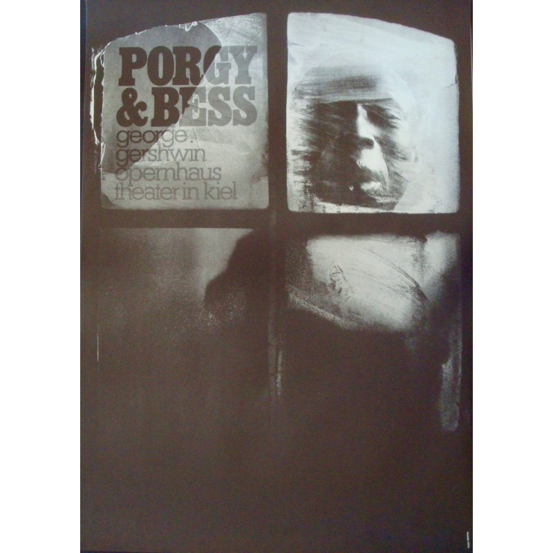 Porgy And Bess - Kiel 1971