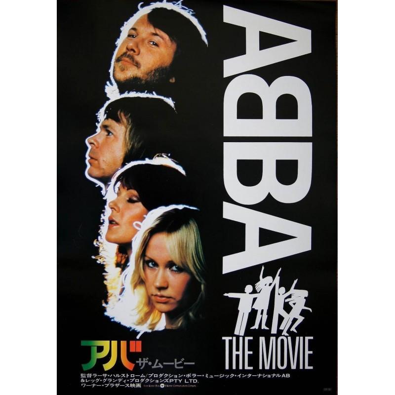 Abba The Movie (Japanese)