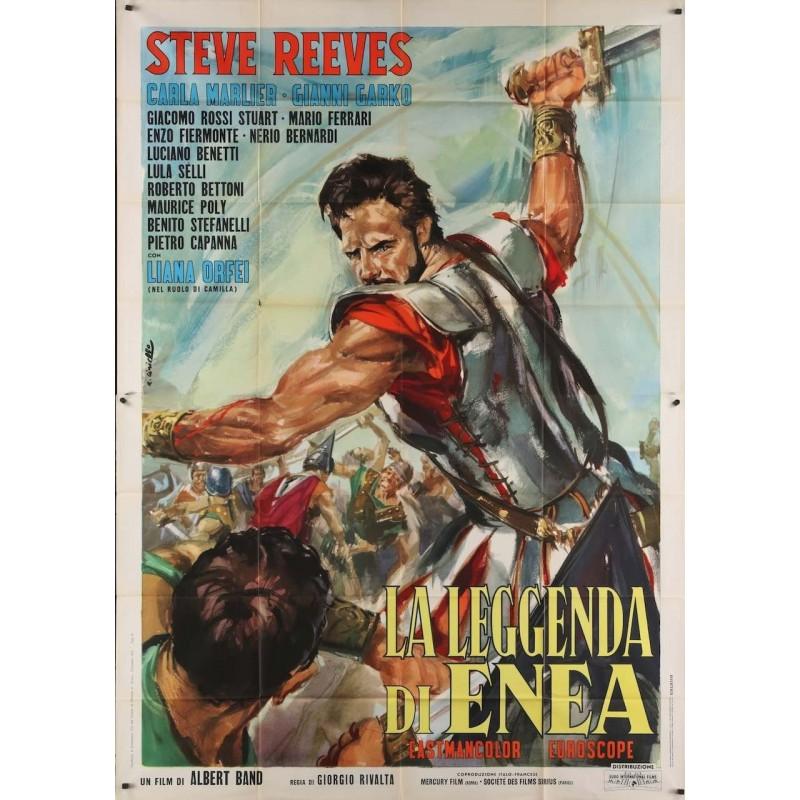 Avenger - La leggenda di Enea (Italian 4F style B)