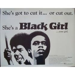 Black Girl (half sheet)
