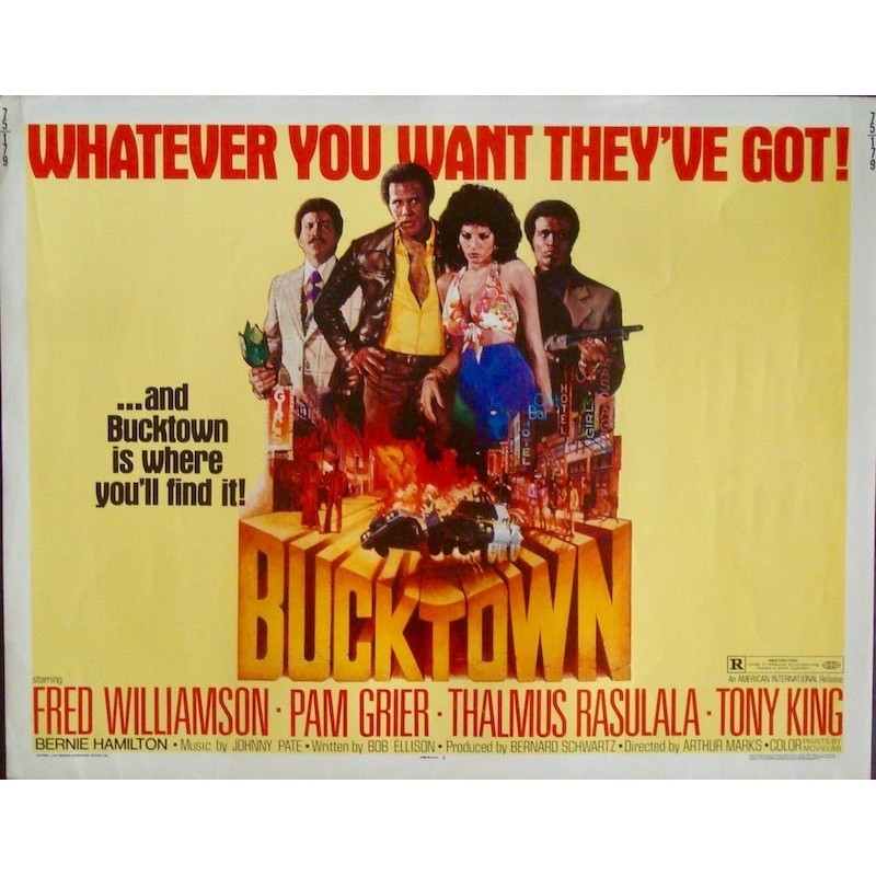 Bucktown (half sheet)