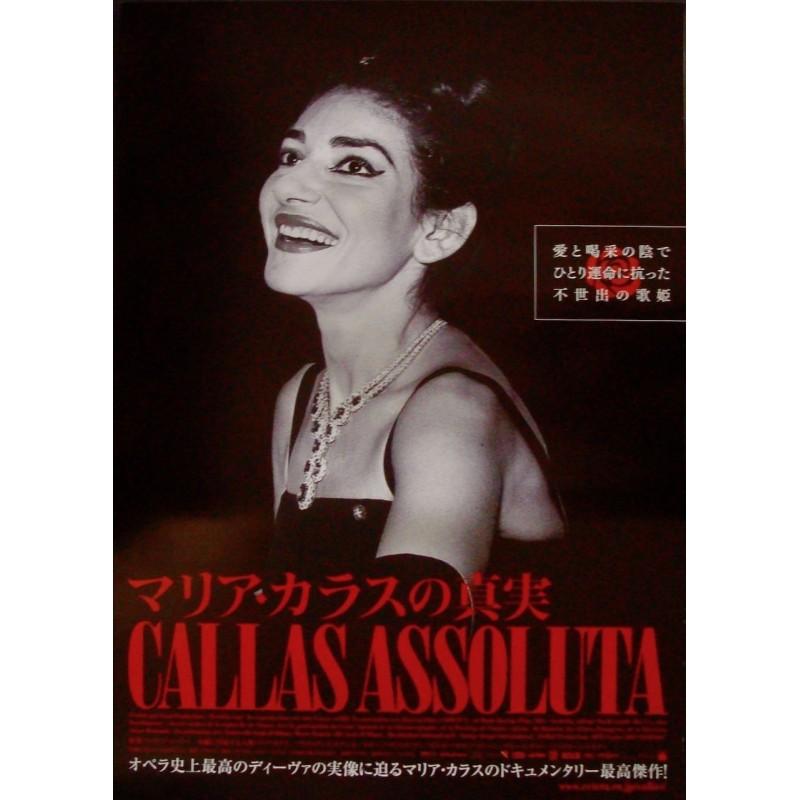 Callas Assoluta (Japanese)