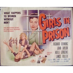 Girls In Prison (half sheet)