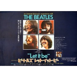 Let It Be (Japanese B3)