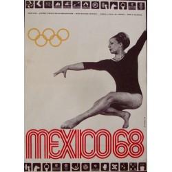 Mexico 68 (Czech A3)