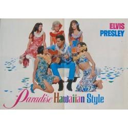 Paradise Hawaiian Style (Japanese press)