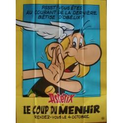 Asterix et le coup du menhir (French)