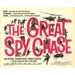 Great Spy Chase - les...