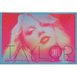 Taylor Swift - Los Angeles 2013