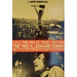 Who and Leonard Cohen - Isle Of Wight 1970 (R2011)