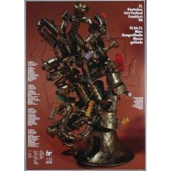 Frankfurt Jazz Festival 1988 (A0)