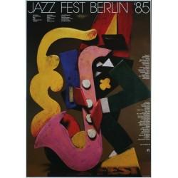 Berlin Jazz Festival 1985 (A0)