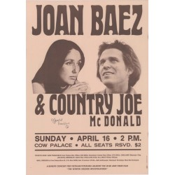 Joan Baez - San Francisco 1972