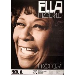 Ella Fitzgerald - Dusseldorf 1974