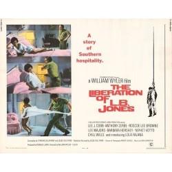 Liberation Of LB Jones...