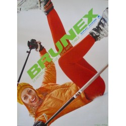 Brunex ski clothing (1968)