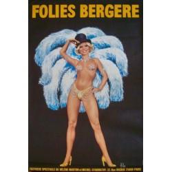 Folies Bergere (1976 blue)