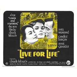 Live For Life - Vivre pour...