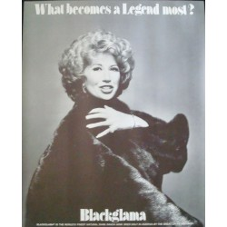 Blackglama Beverly Sills (1975)