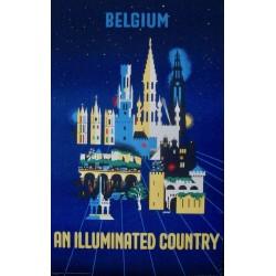 Belgium: An Illuminated Country (1956)