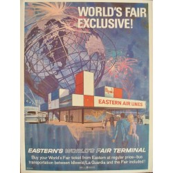 Eastern Airlines New York World's Fair Exclusive (1961 -LB)