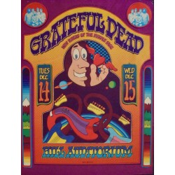 Grateful Dead - Ann Arbor 1971