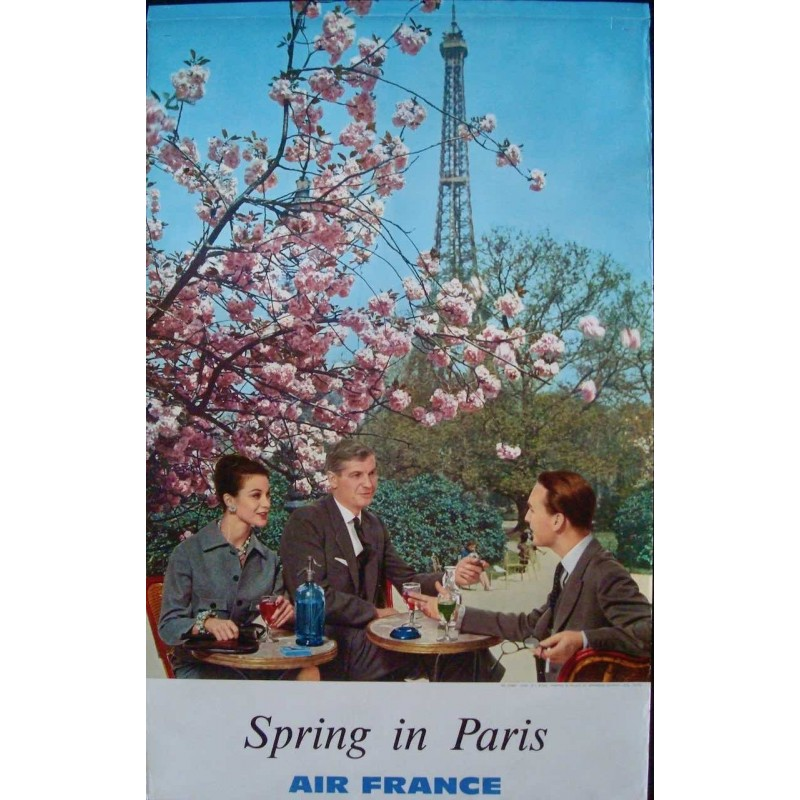Air France Spring In Paris (1961)