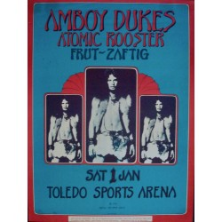 Amboy Dukes - Toledo 1972