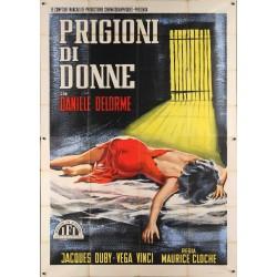 Women's Prison - Prisons de femmes (Italian 4F)