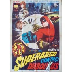 Superargo vs Diabolicus (Italian 2F)