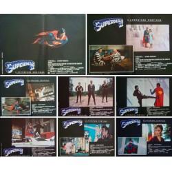 Superman 2 (Fotobusta set of 8)