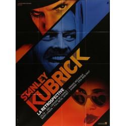 Stanley Kubrick Retrospective (French Grande)