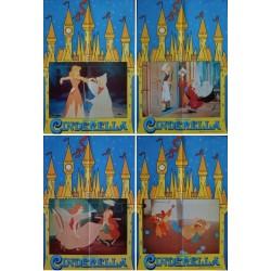 Cinderella (British set of 4)