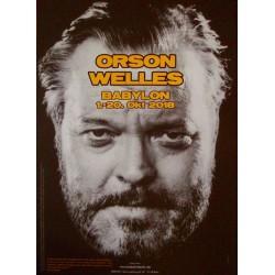 Orson Welles Festival (German)