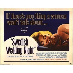 Swedish Wedding Night (Half...