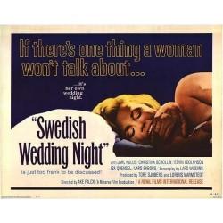 Swedish Wedding Night (half...
