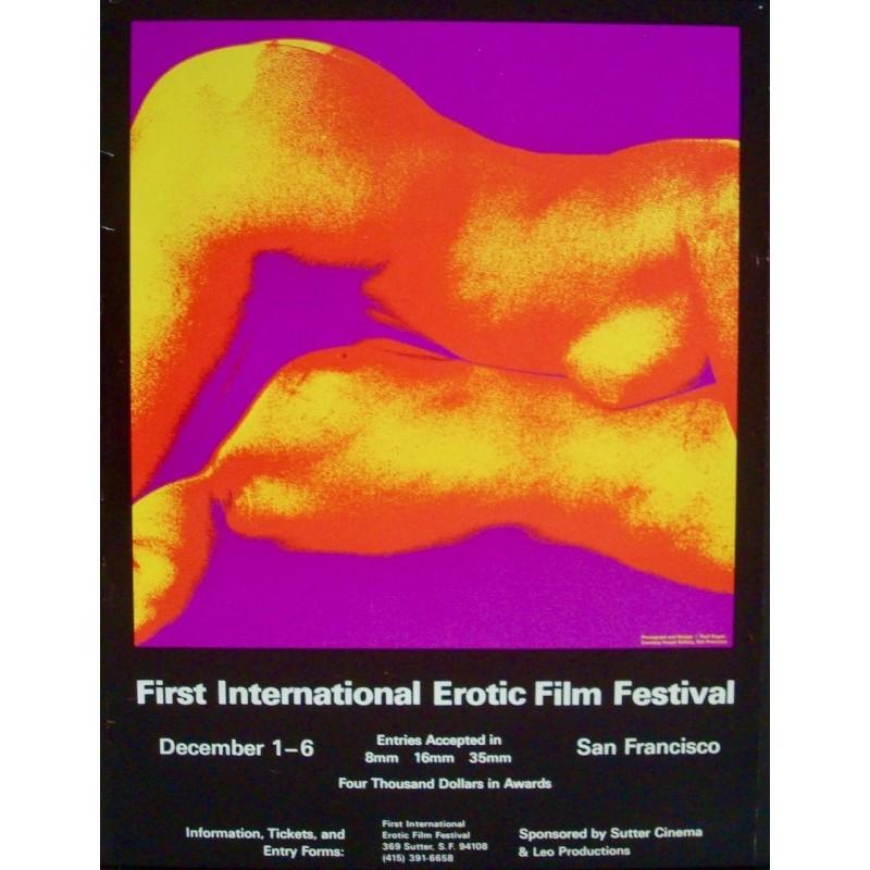 First International Erotic Film Festival