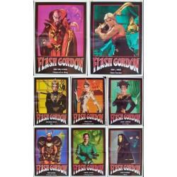 Flash Gordon (fotobusta set of 8)
