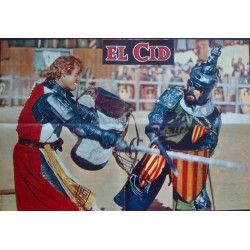 El Cid (Italian 1F set of 6)