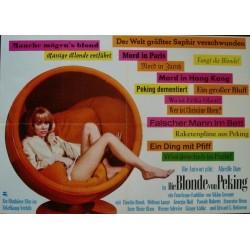 Blonde From Peking - La blonde de Pekin (German style B)
